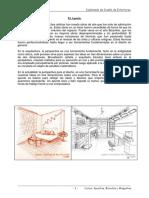 Separata Apuntes, Bocetos y Maquetas