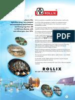 Rollix Catalogue English Version