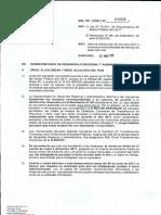 Circular n.°0069 de 27/05/2017 del Ministerio del Interior