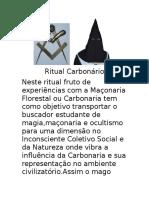Ritual Carbonário.rtf