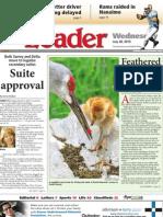 Wednesday July 28, 2010 Leader