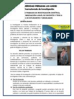 1 Reglamento de Concurso de Trabajos de Investigación Científica 1