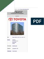 V Toyota