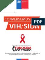 Cartilla Conversemos Sobre VIH SIDA