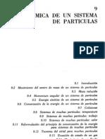 9-Dinamica de Un Sistema de Particulas