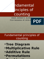 Stat Fundamentals Counting Principles