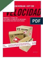 Velocidad - TOC - Lean - Seis Sigma