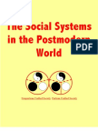 The Social Systems in the Postmodern World