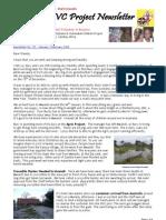 January-February 2008 Mwandi Zambia Orphans Project Newsletter