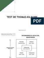 3. Thomas Kilmann