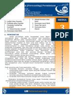 Modul 3 MPO (Peramalan) - 2017