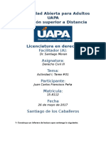 Derecho Civil III Tarea i Peña