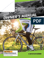 Cannondale user guide