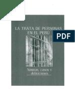 1. La Trata de Personas en El Perú. Normas, Casos y Definiciones. Capital Humano y Social Alternativo