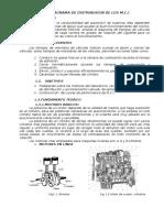 Diagrama de Distribusion de Los motores de combustion interna