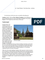 Ayutthaya List of Entry Fees.pdf