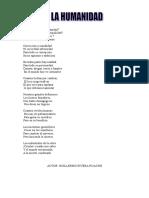 Poemas de Autor Cajatambino