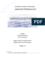 Guía de Aprendizaje Nivel Básico de Mapuzugun