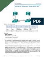 CS 6.3.2.3 PPPoE Client for DSL Ceq