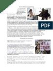 Delincuencia en Guatemala