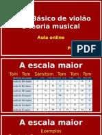 Curso Básico de Violão - Aula Online