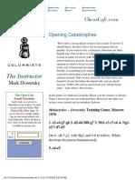 ChessCafe Dvoretsky 27