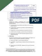 22 Reserva Rotante Para Regulación Secundaria de Frecuencia