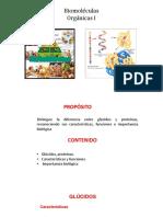 3_ Biomoleculas Organicas II