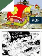 Coco Vicuñin y Tachito en Oceania