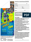 gymnastics summer camp