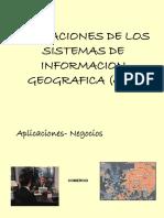 Aplicaciones GIS