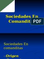 Sociedad en comandita