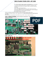 How to Write Firmware via USB - Recovery