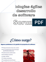 Scrum Diapositivas