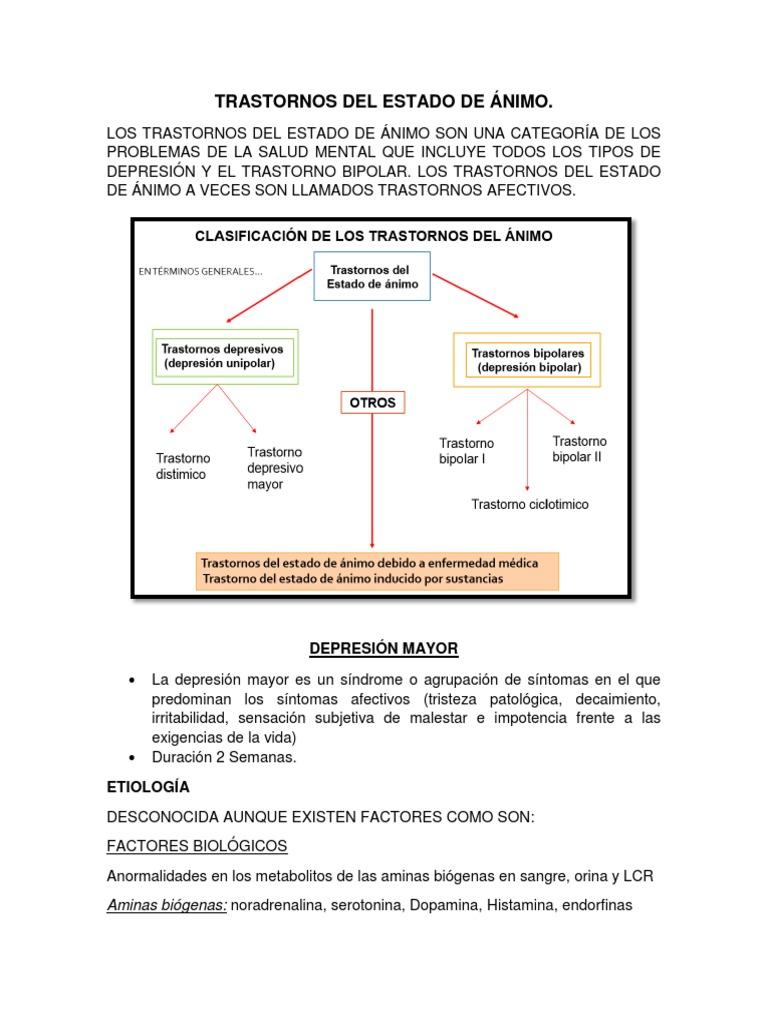 Sintomas serotonina baja sangre