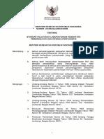 KMK No. 241 Ttg Standar Pelayanan Laboratorium Kesehatan Pemeriksa HIV Dan Infeksi Oportunistik