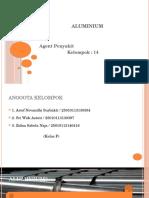 Alumunium 14