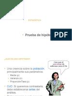 Prueba Hipótesis 2014