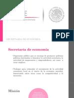 Secretaria de Economía Final