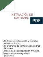 INSTALACIÓN DE SOFTWARE.pptx