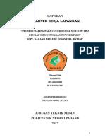 Laporan Pkl Khairul Ok