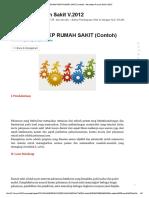 Program Pmkp Rumah Sakit (Contoh) – Akreditasi Rumah Sakit V