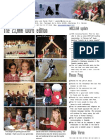 December 2009 - January 2010 Sholla Newsletter Missionary Project - Monterrey, Mexico