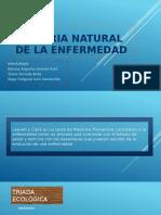 Historia Natura de La Enfermedad y Curso Clinico