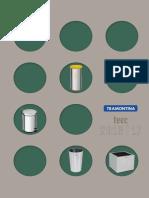 Ανοξείδωτοι κάδοι απορριμάτων 2016