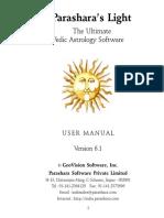 Parashara Light Manual 6