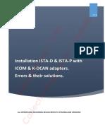 Bmw Icom Ista Inpa E-sys FAQ and Their Solutions