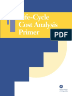 Life Cycle Cost Analysis Primer
