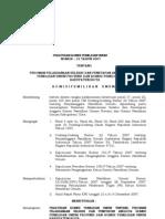 peraturan KPU ttg seleksi KPUD