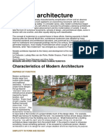 1-2modern Architecture n Characteristics and Examples